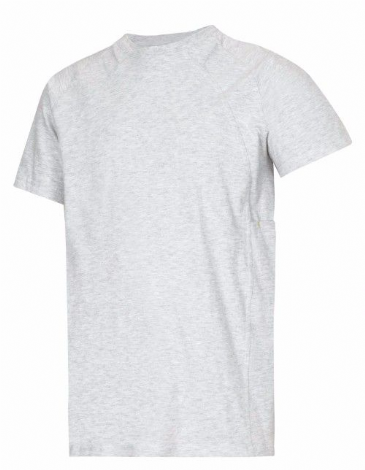 Snickers 2504 T-shirt with MultiPockets (Ash Grey)